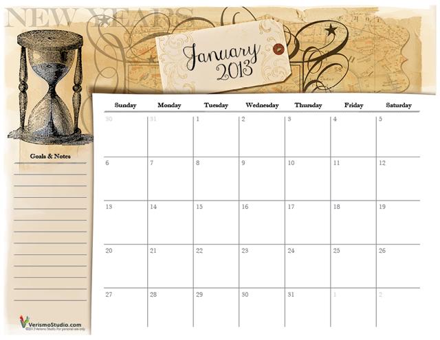 January 2013 Calendar - Low_Res